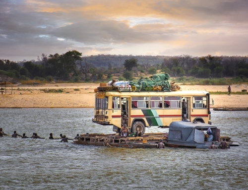 Madagáscar, onde o tempo corre devagar
